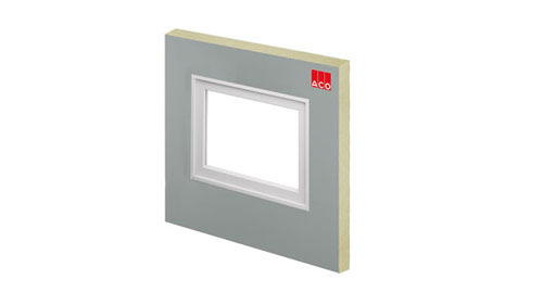 Kellerfenster Therm Block
